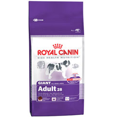Royal Canin Size Health Giant Adult 4kg
