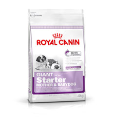 Royal Canin Giant Starter Mother & Baby Dog Food 4kg