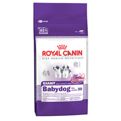 Royal Canin Giant Baby Dog Ultra Sensible 15kg