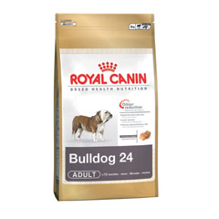 Royal Canin Breed Specific Bulldog 24