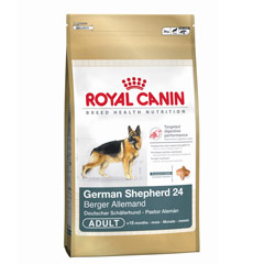 Royal Canin Breed Specific German Shepherd 24