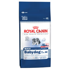 Royal Canin Maxi Baby Dog Ultra Sensible 4kg